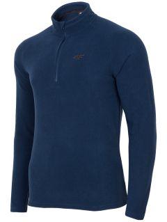 Men's fleece underwear BIMP251 - navy