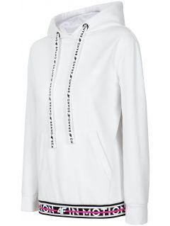 Women's hoodie BLD219 - white
