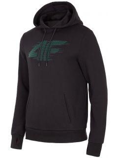 Men's hoodie BLM257 - black