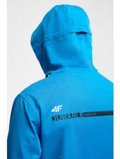 Men's urban jacket KUM204 - blue