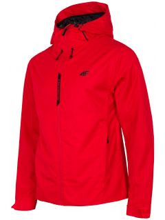 Men's urban jacket KUM204 - red