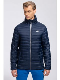 Men's down jacket KUMP205 - navy