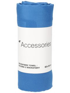 Sports towel RECU200A - cobalt blue