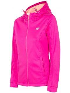 Women's softshell jacket SFD300 - fuchsia