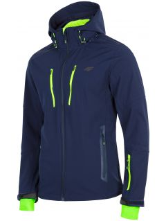 Men's softshell jacket SFM200 - navy