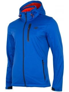 Men's softshell jacket SFM202 - turquoise