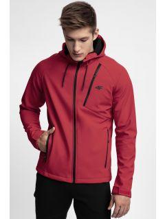 Men's softshell jacket SFM300 - red