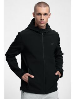 Men's softshell jacket SFM301 - black