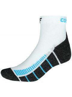 Men's socks SOM101 - white