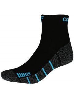 Men's socks SOM101 - black