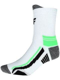 Men's socks SOM104 - fresh green
