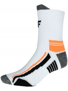 Men's socks SOM104 - orange