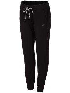 Women's sweatpants SPDD203 - black
