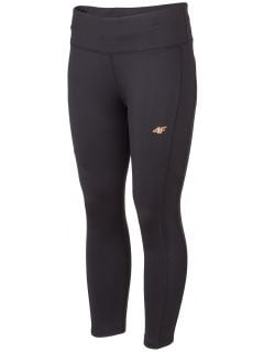 Women's active leggings SPDF301 - black