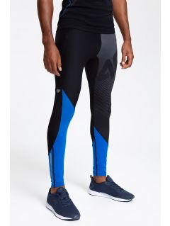 Men's active pants SPMF201 - cobalt blue