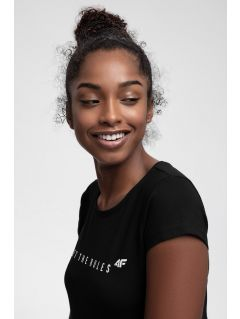 Women's T-shirt TSD217 - black
