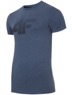 Men's T-shirt TSM301 - denim melange