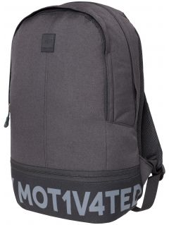 Urban backpack PCU002 - black melange