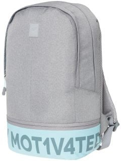 Urban backpack PCU002 - light grey melange