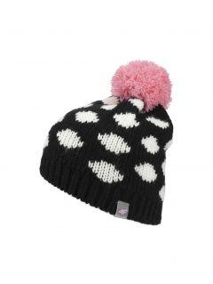 Hat for older children (girls) JCAD209 - multicolor