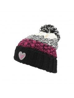 Hat for older children (girls) JCAD240 - multicolor