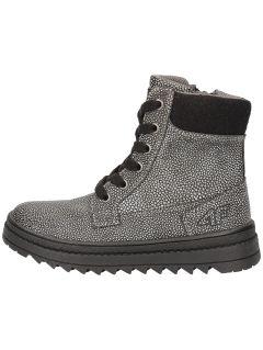 Autumn boots for older children (girls) JOBDA201 - grey