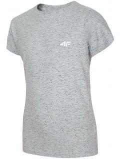 T-shirt for older children (boys) JTSM205 - grey melange