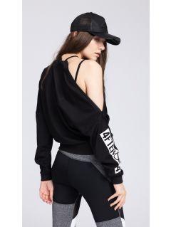 Women's sweatshirt BLD220 - black