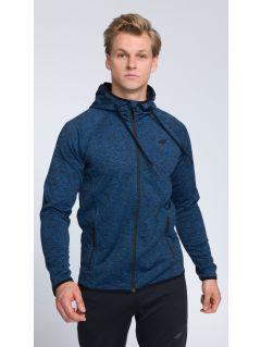 Men's hoodie blm004 - denim
