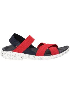 Women's sandals SAD201 - red