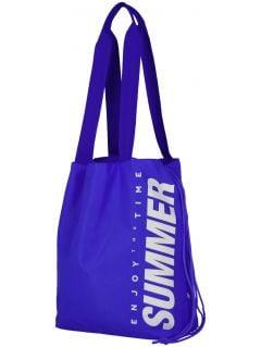 Beach bag TPL204 - turquoise