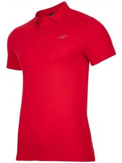 Men's polo shirt TSM301 - red