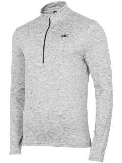 Men's thermal underwear BIMD256 - grey melange