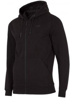 Men's hoodie BLM300 - black