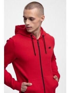 Men's hoodie BLM300 - red
