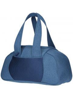 Women's shoulder bag  TPU001 - blue