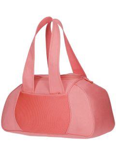 Women's shoulder bag  TPU001 - coral melange