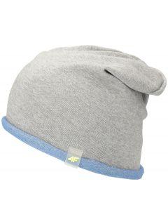 Hat for older boys JCAM203 - light grey