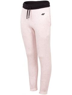 Sweatpants for older children (girls) JSPDD201 -