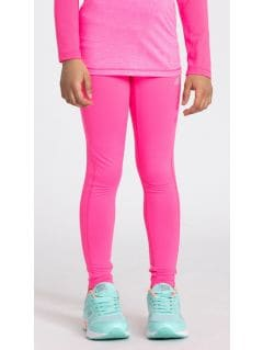 Leggings for small girls Jleg302 - fuchsia