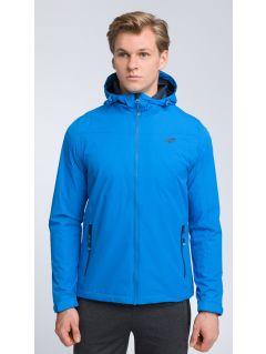 Men's urban jacket KUM002 - blue