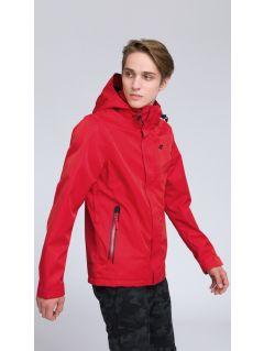 Men's urban jacket KUM202 - red
