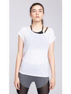 WOMEN'S ACTIVE SHIRT TSDF254 - white