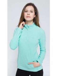 Women's fleece PLD302 - mint