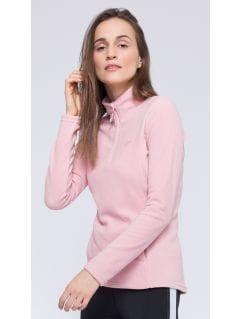 Women's fleece PLD302 - light pink