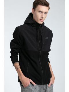 Men's fleece PLM003 - black