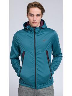 Men's softshell jacket SFM004 - sea green