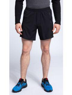 Men's active shorts SKMF009 - black
