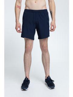 Men's active shorts SKMF009 - dark navy