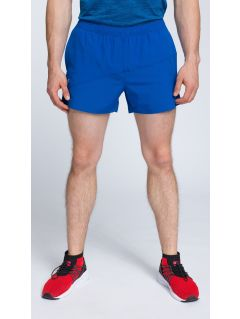 Men's active shorts SKMF211 - blue